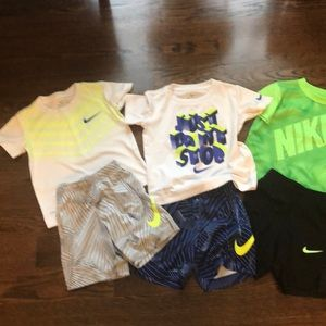 Boys Nike Altheltic wear bundle- excellent cond!